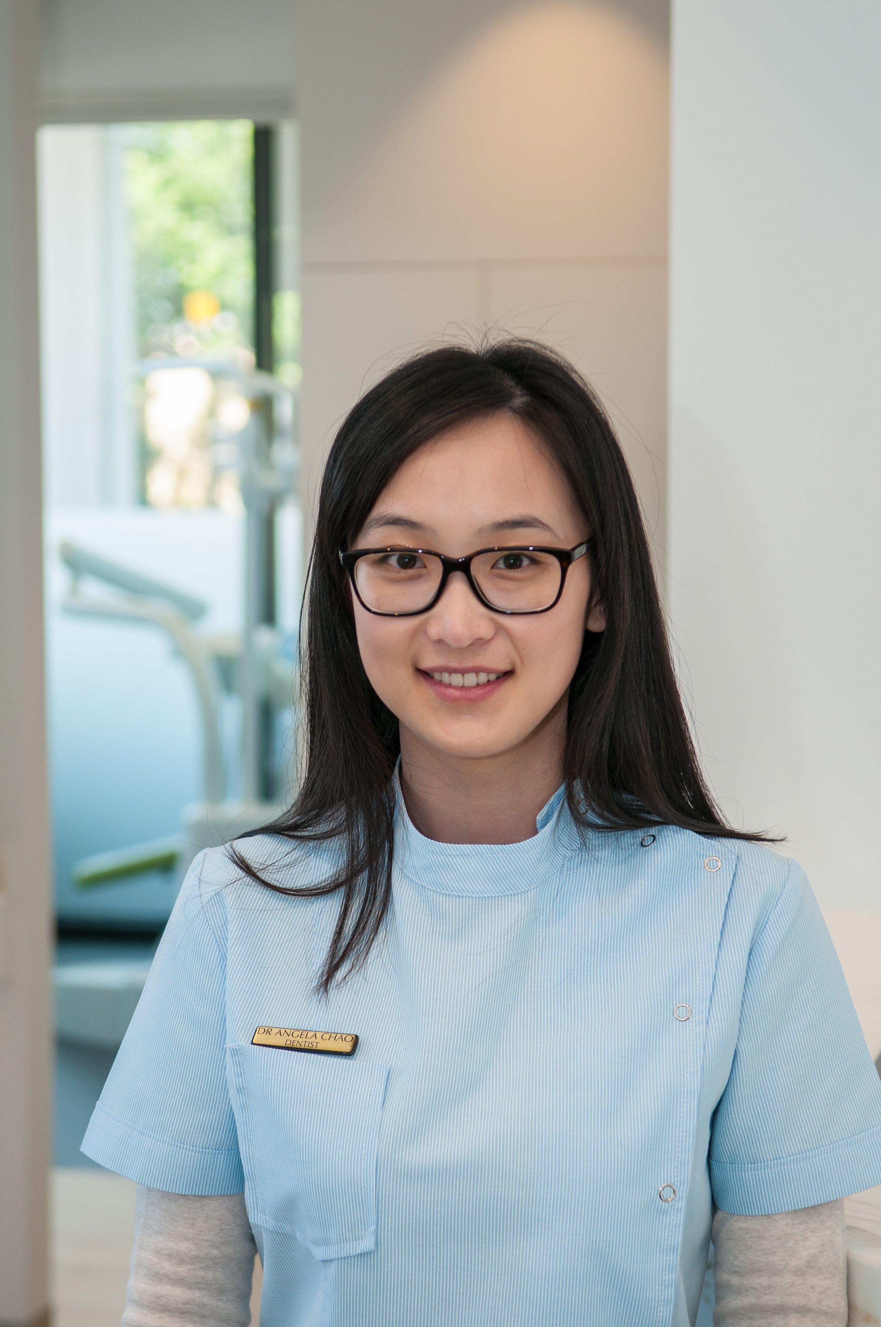 Dr Angela Chao Principal Dentist
